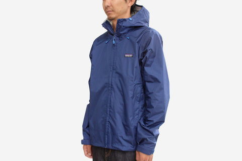 MEN'S TORRENTSHELL JACKET JAPAN SPECIAL - Channel Blue