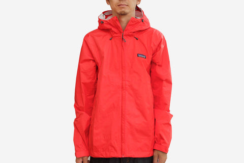 MEN'S TORRENTSHELL JACKET JAPAN SPECIAL - Turkish Red