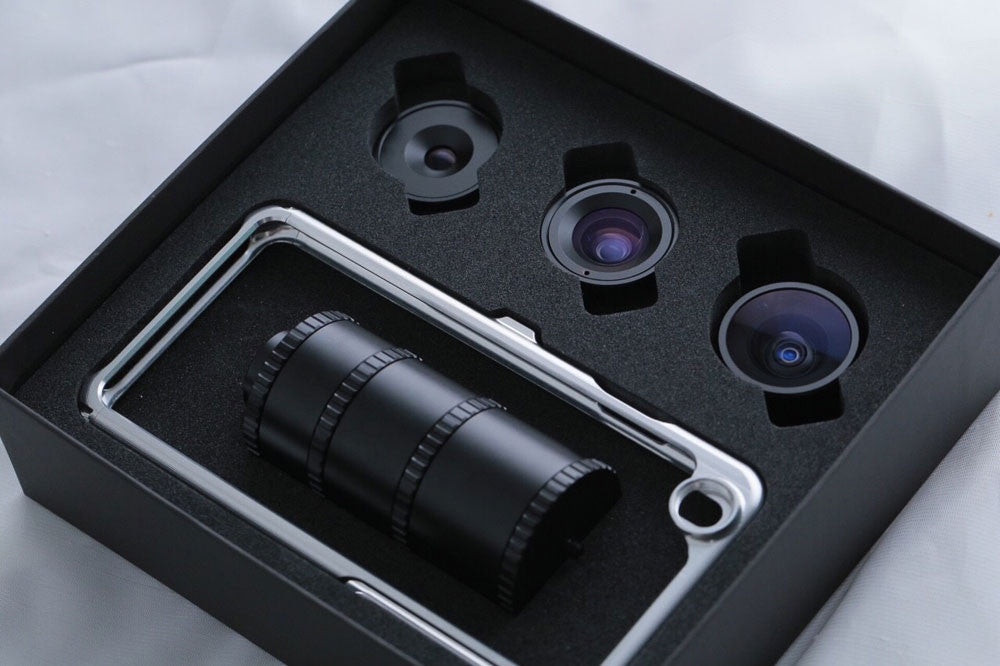 TOKYO GRAPHER LENS SYSTEM for iPhone 6