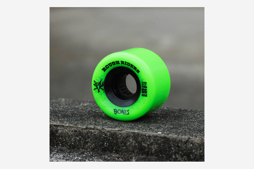 ATF ROUGH RIDERS 56MM 80A - Green