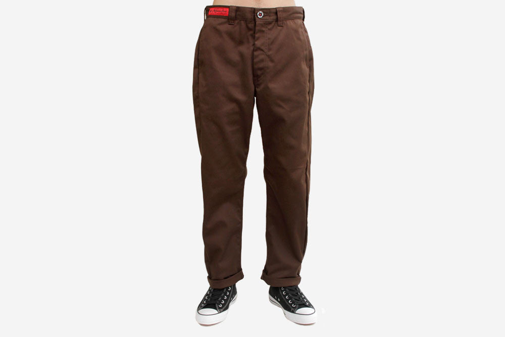 HI-LUX 3D PANTS - Brown