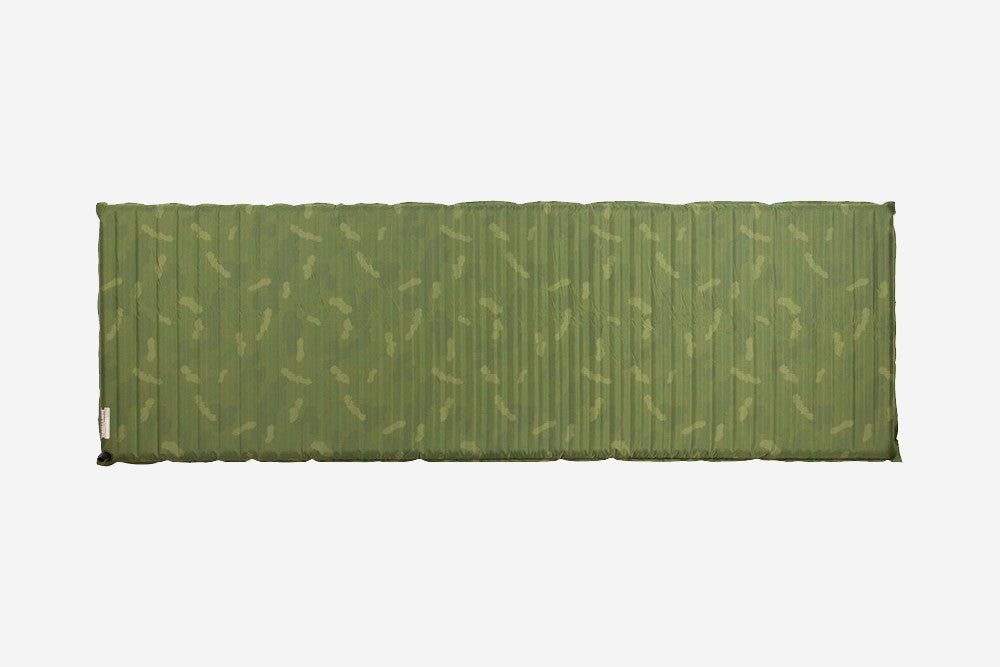 THERM-A-REST ZONKER MATTRESS - Green Furry Camo