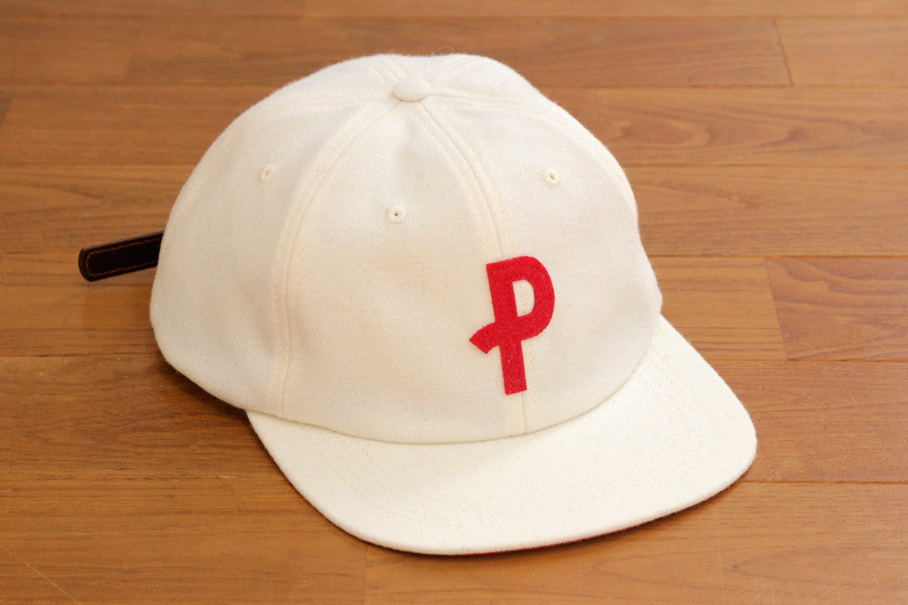 BASEBALL CAP - Off White