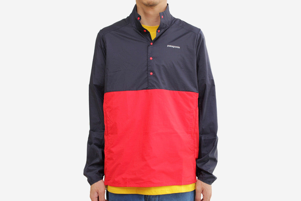 MEN'S HOUDINI PULLOVER - Navy Blue
