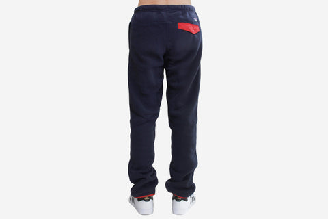MEN'S SYNCHILLA SNAP-T PANTS - Navy Blue