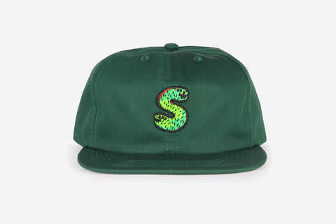 LUCAS BEAUFORT HAT - Green