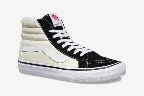50TH SK8-HI REISSUE PRO - '87 Black/Classic White