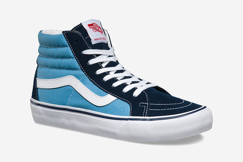 50TH SK8-HI REISSUE PRO - '86 Navy/White