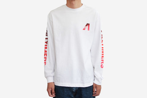 ARTISTS L/S TEE - White