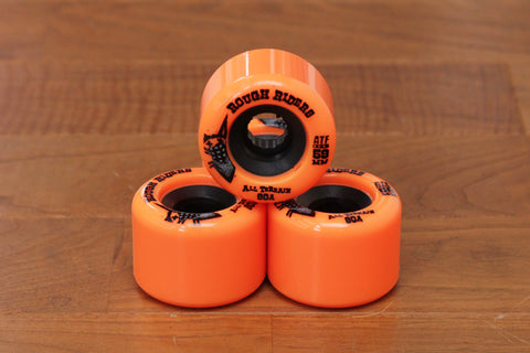 ATF ROUGH RIDERS 59MM 80A - Orange