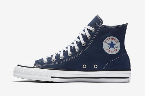 CONS CTAS PRO SKATE HI CANVAS - Midnight Navy