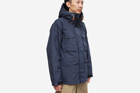2017 PEACE JACKET - Navy