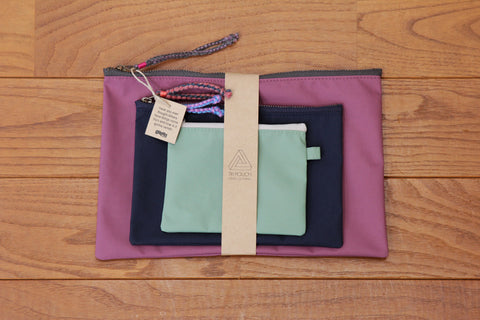 TRI-POUCH - Small Set