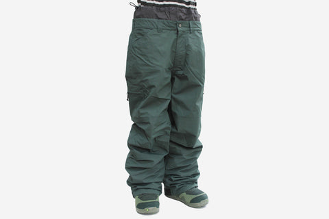 2017 WORK PANTS - Green