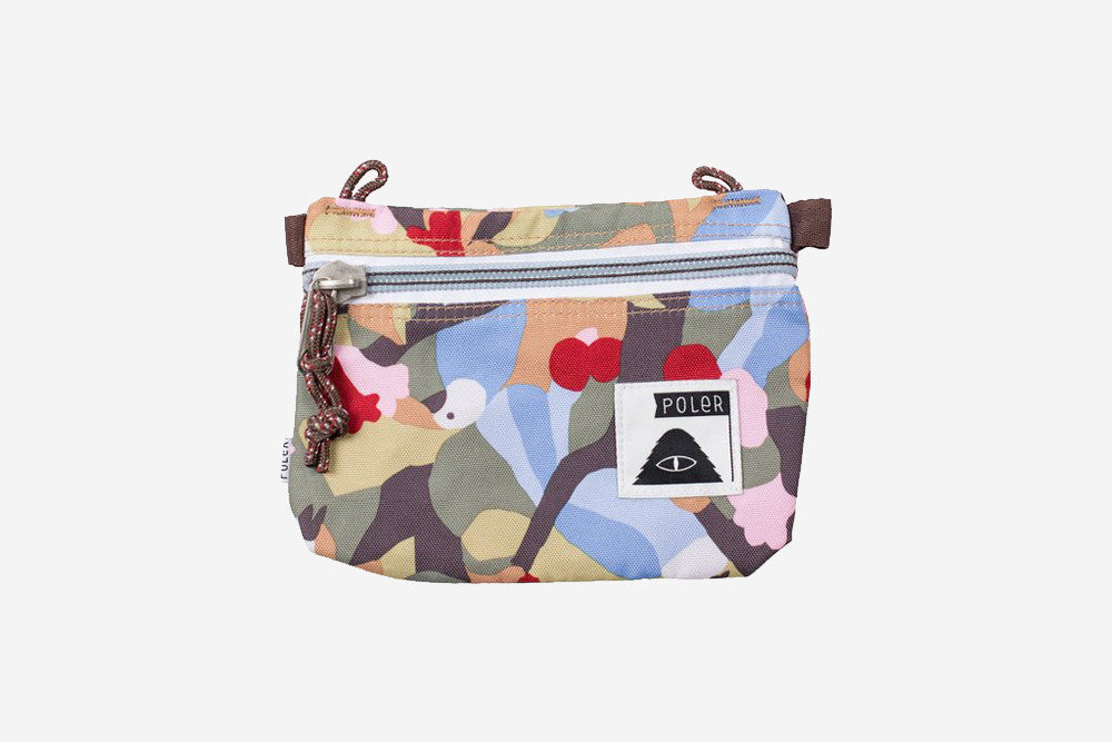 SMALL POUCH - Birdy Print