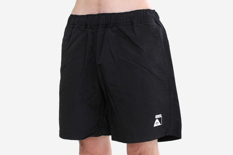 MENS VOLLEY SUMMIT SHORTS - Black
