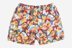 MENS VOLLEY SUMMIT SHORTS - Birdy Print
