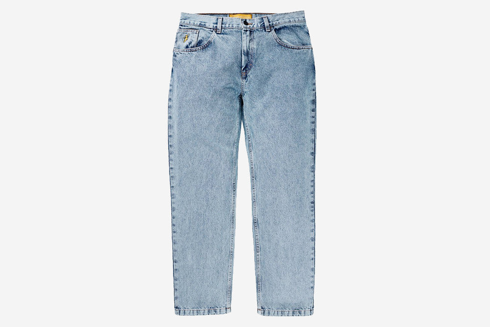 90'S JEANS - Light Blue