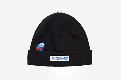 BIG BOY BEANIE - Black