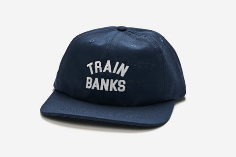 TRAIN BANKS CAP - Navy