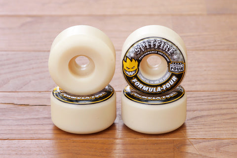 FORMULA FOUR CONICAL WHEELS 54MM 99DURO