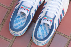 CAMPUS VULC X ALLTIMERS - Running White/Core Blue/Scarlet - CG5128