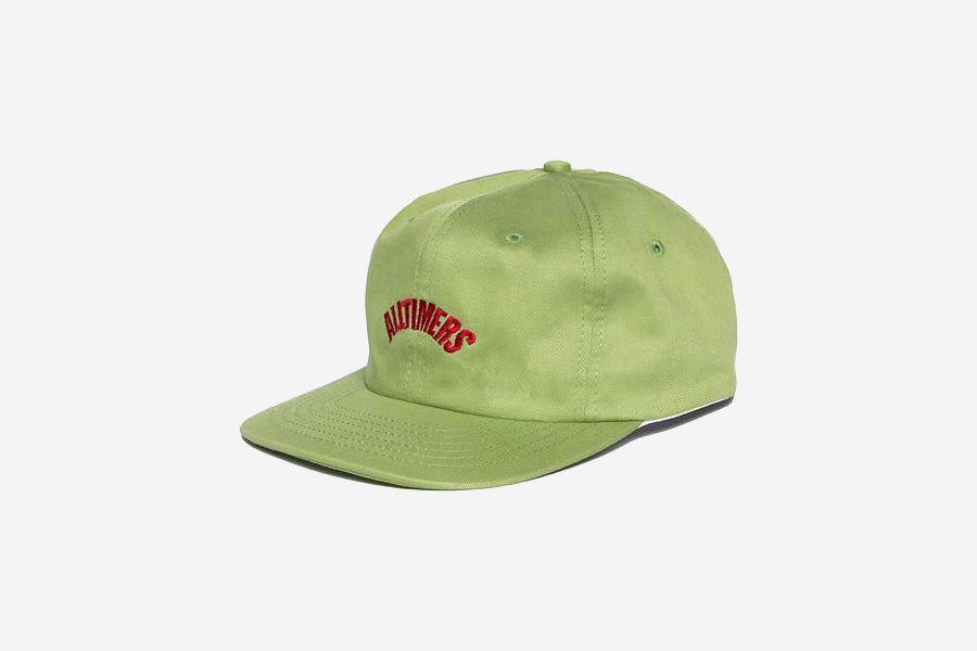 BENDY HAT - Green
