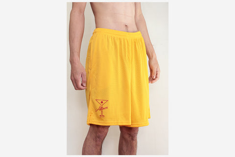 LEAGUE PLAYER SHORTS - Team Gold