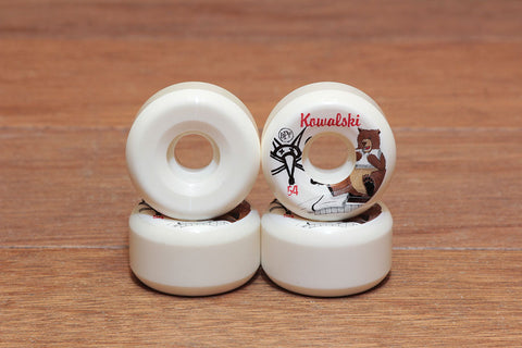 SPF PRO KOWALSKI BEAR WHEELS 54MM 84B