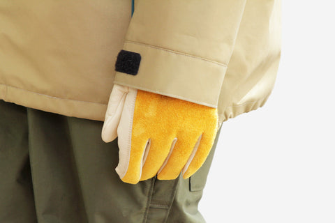 WORKING GLOVE 2018 - Tan