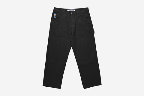 '93 CANVAS - Black
