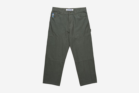 '93 CANVAS - Grey Green