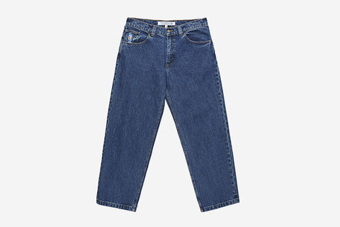 '93 DENIM JEANS - Dark Blue