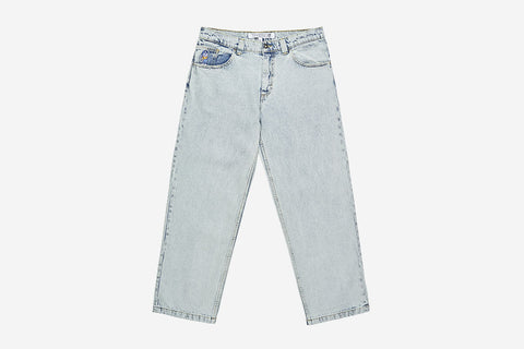 '93 DENIM JEANS - Light Blue