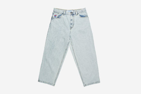BIG BOY JEANS - Light Blue