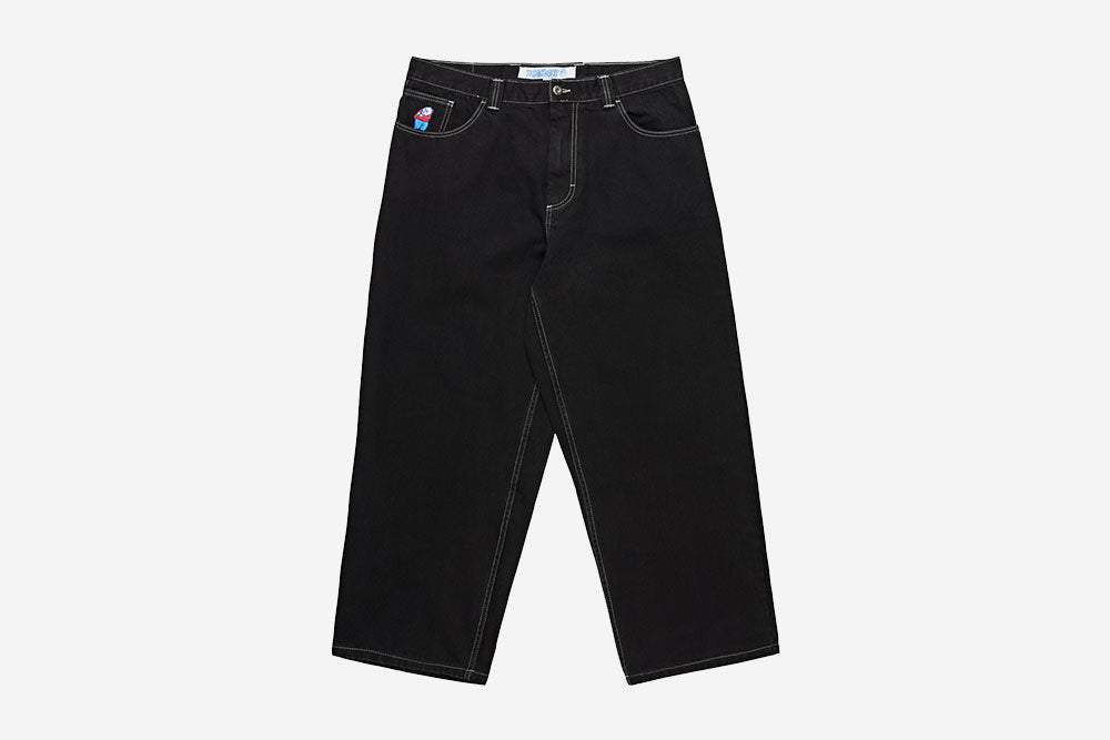 BIG BOY JEANS - Black