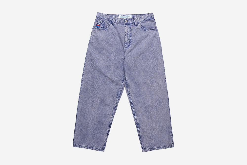 BIG BOY JEANS - Light Purple