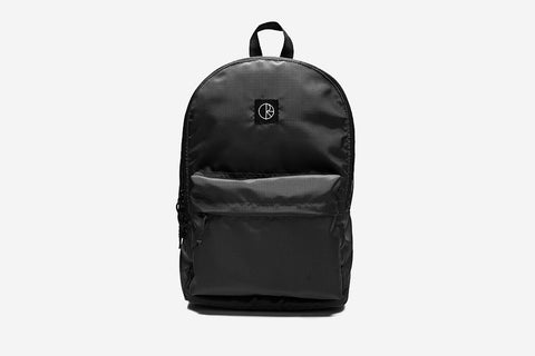 RIPSTOP BACKPACK - Black