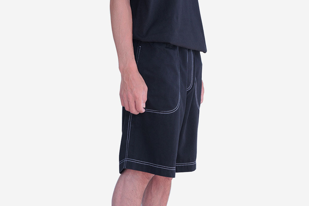 SURF SHORTS - Black