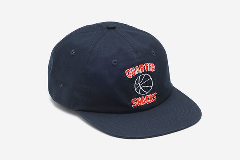BALL IS LIFE CAP - Navy