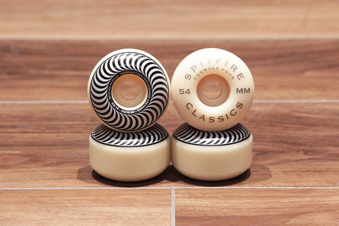 FORMULA FOUR CLASSIC WHEELS 54MM 99DURO