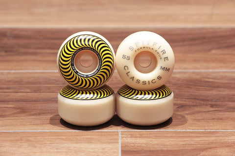 FORMULA FOUR CLASSIC WHEELS 55MM 99DURO