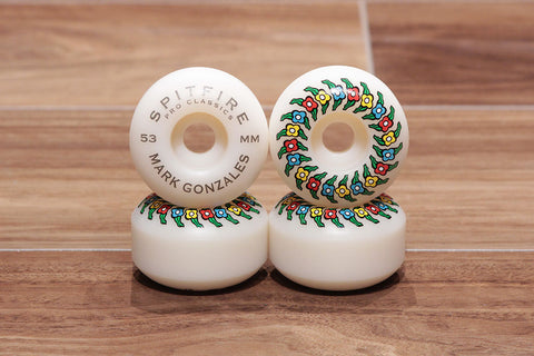 GONZ PRO CLASSIC WHEELS 53MM 99A