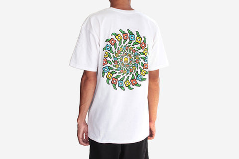 GONZ PRO CLASSIC TEE - White