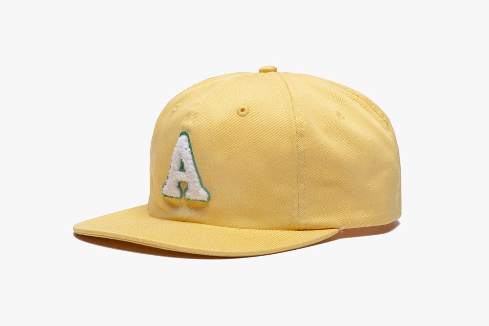 A HAT - Light Yellow
