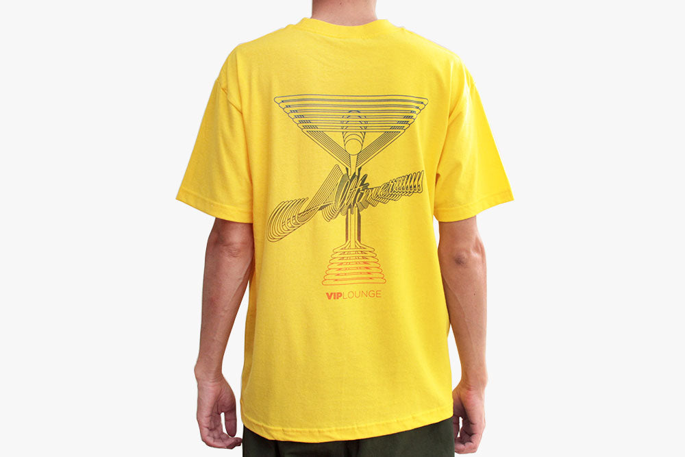 BREAKDOWN  TEE - Yellow