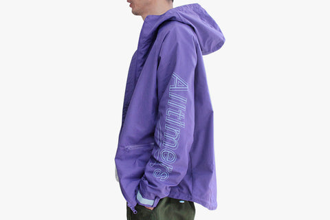 MILLI PARKA - Purple