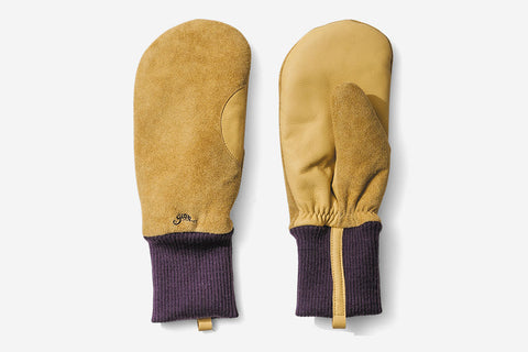 SUEDE MITT 2019 - Yellow