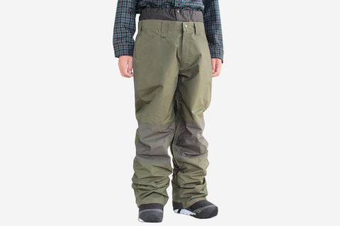 WORK PANTS 2019 - Olive Green