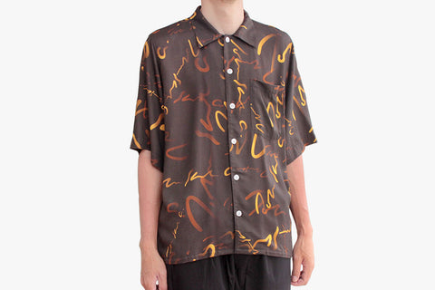 ART SHIRT - SIGNATURE BROWN